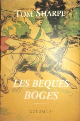 Portada del llibre 'Les beques boges'